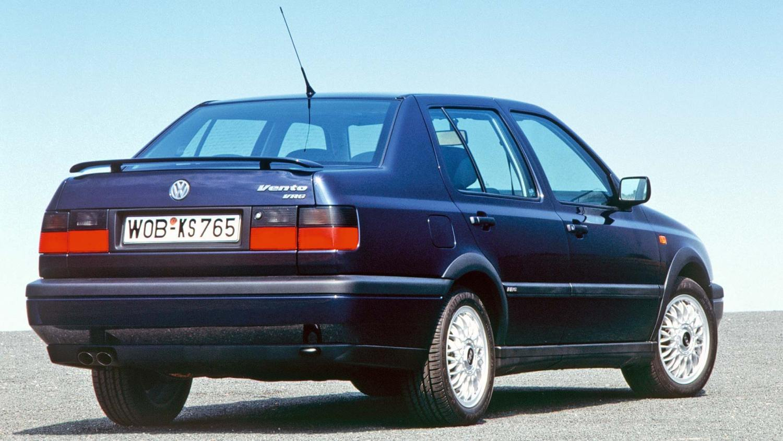 1992 Volkswagen Vento VR6