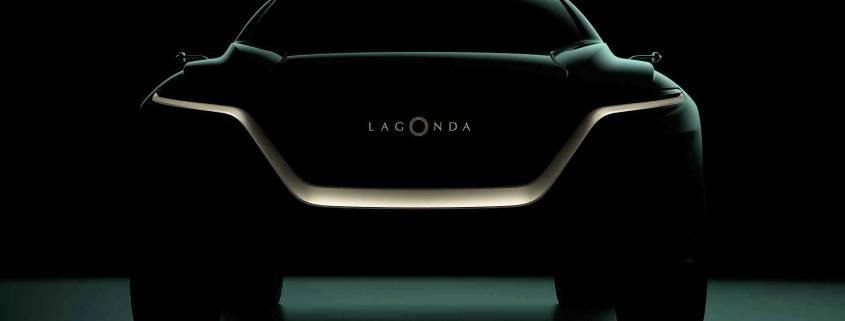 Lagonda Geneva show car teaser