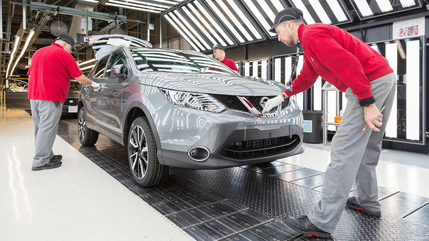 No New Nissan X-Trail for Sunderland with Brexit a factor