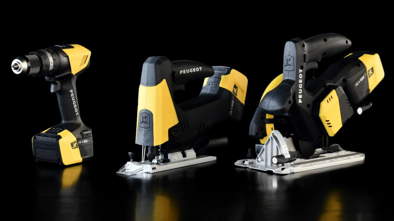 Peugeot power tools