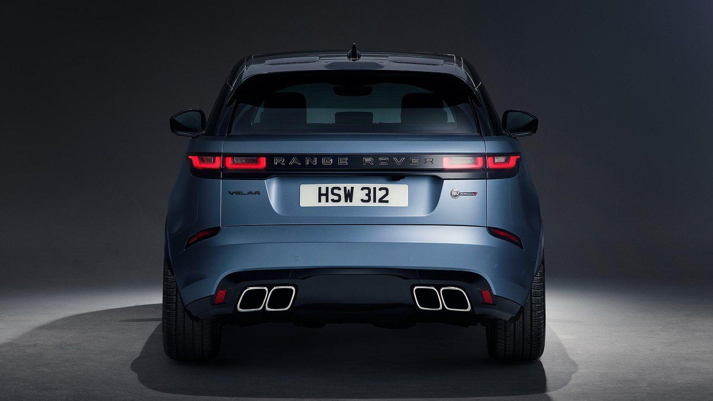 Range Rover Velar SVAutobiography V8