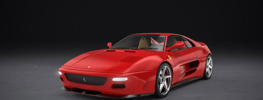 Ferrari 348 by Evoluto