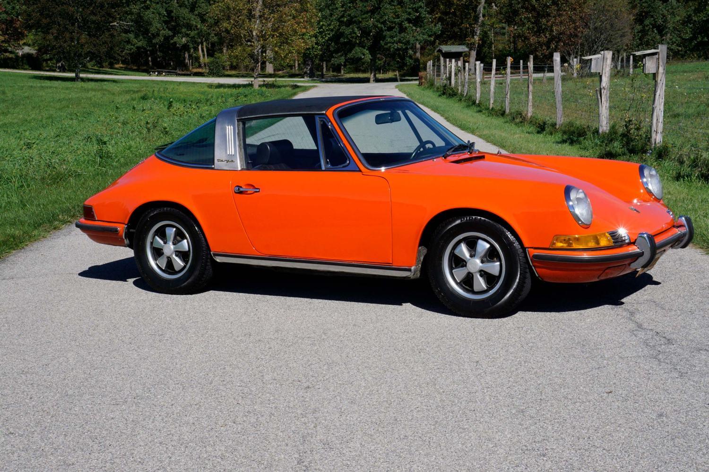 1971 Porsche 911T Targa