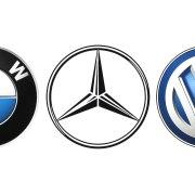 BMW Mercedes Volkswagen