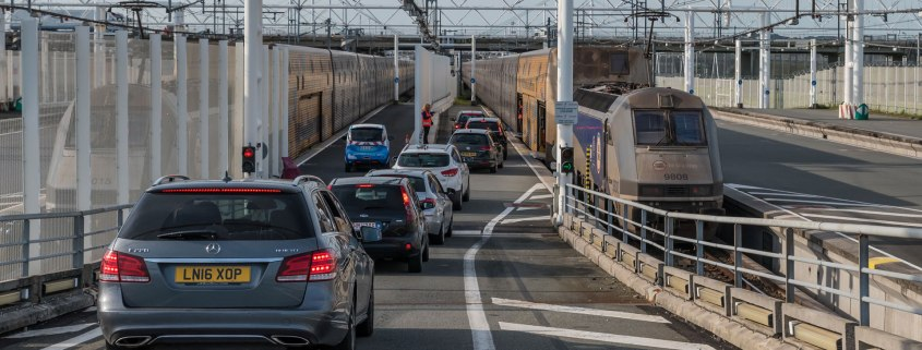 Channel Tunnel France
