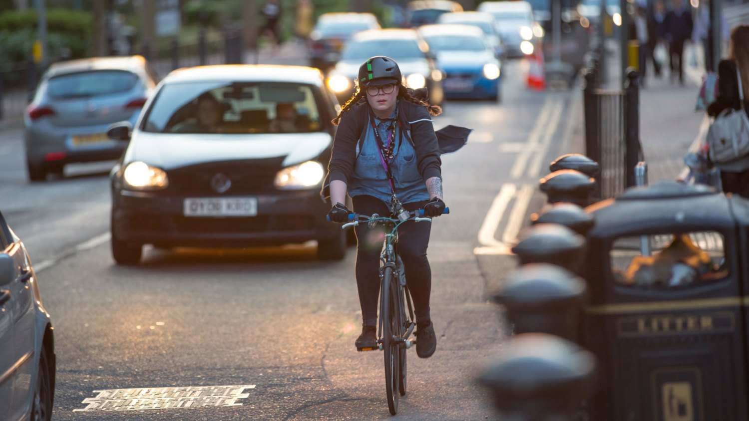 Cycling in London