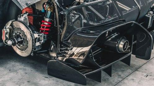 Ferrari P80C detail