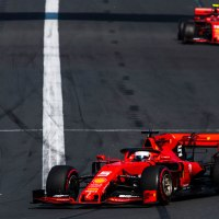 Ferrari already top of the Formula 1 sponsorship podium for 2019