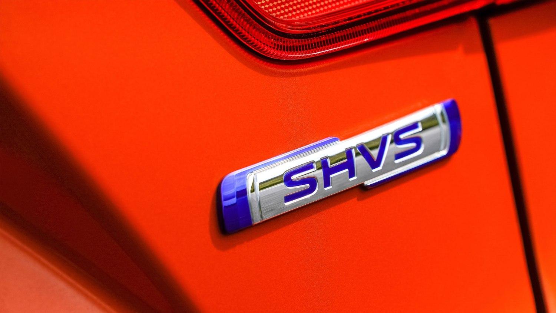 Suzuki Ignis SHVS badge