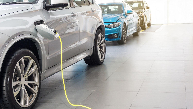 plug-in hybrid charging