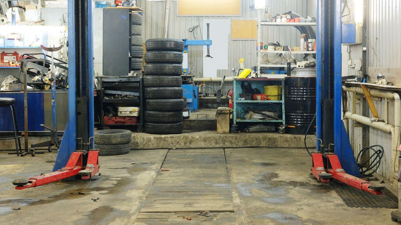 garages post-brexit