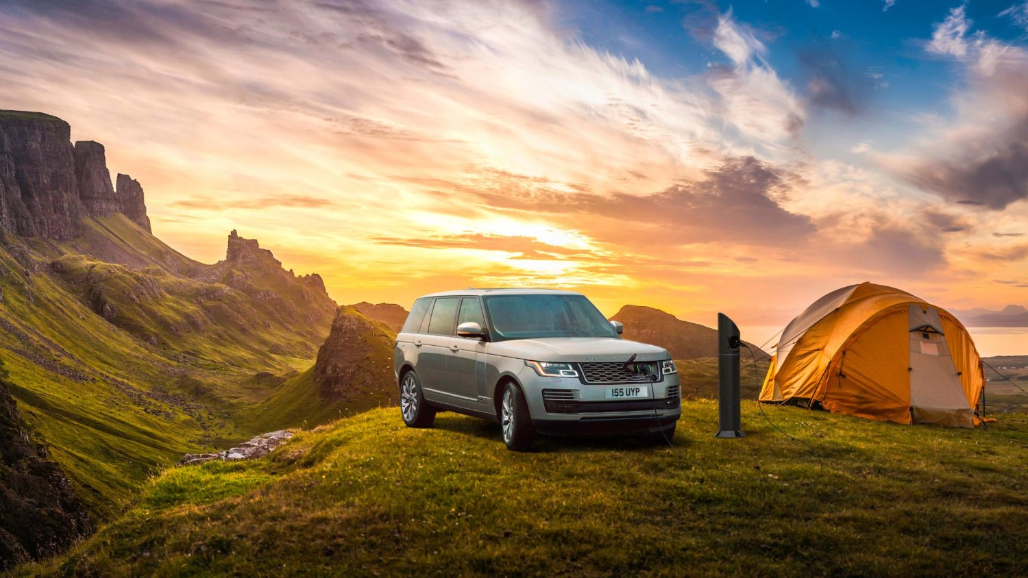 Land Rover April Fools' Day