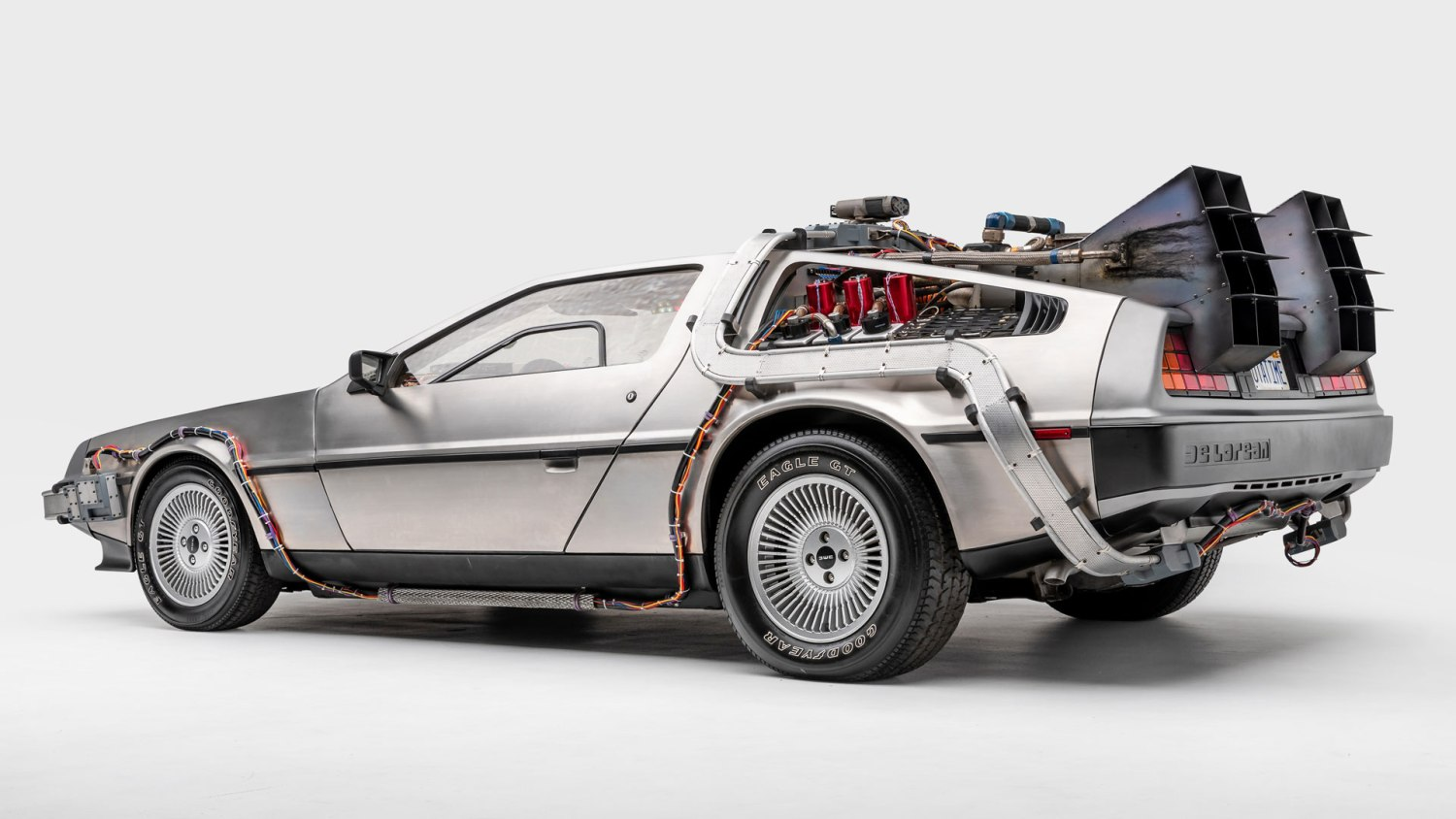 Amazing cars of sci-fi