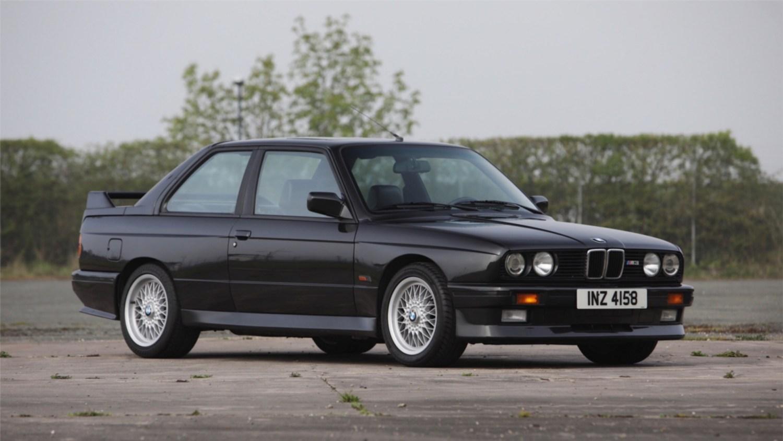 BMW M3 CCA