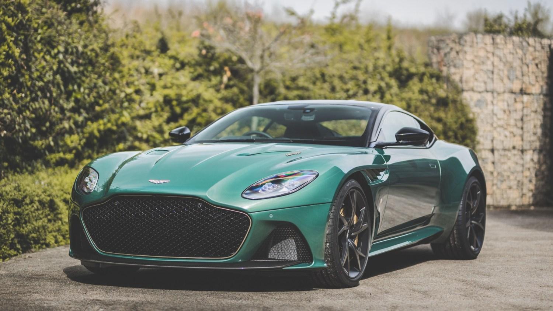 Aston Martin DBS '59'