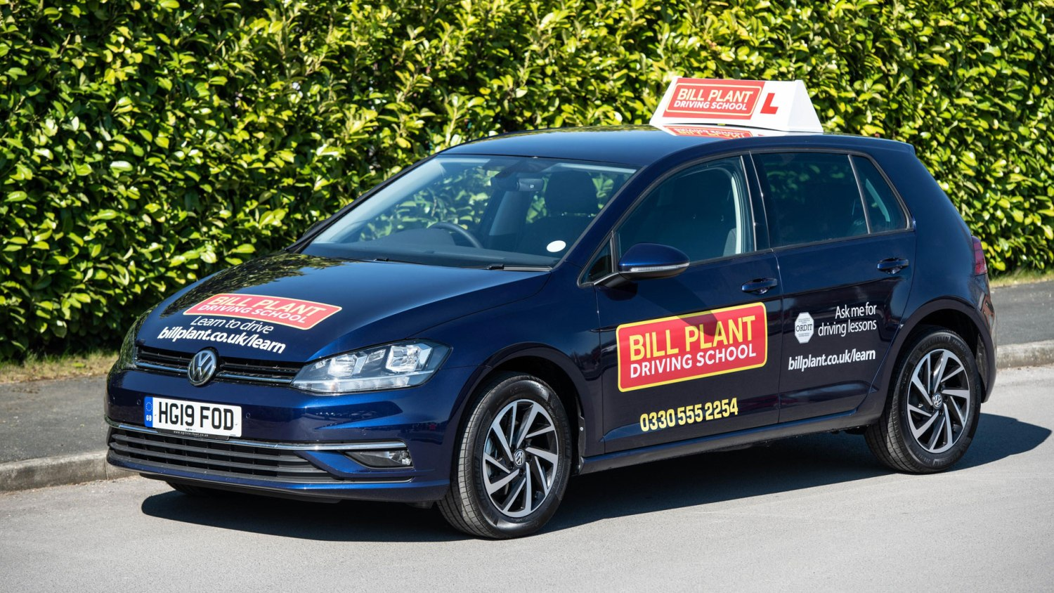 Bill Plant Driving School Volkswagen Golf