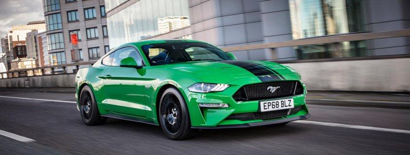 Ford Mustang is global best-seller again