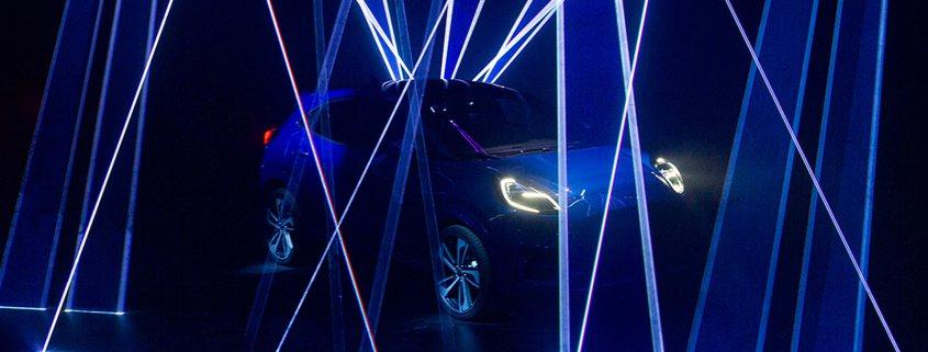 Ford Puma SUV teaser