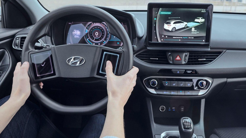 Hyundai cockpit future