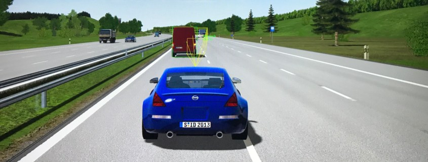 Ansible Motion driving simulator