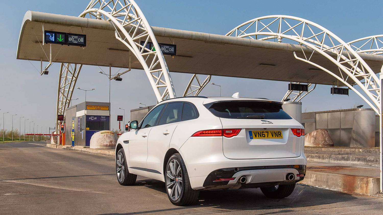 Jaguar SmartWallet Toll