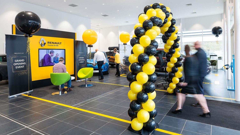 Renault new car dealer
