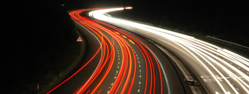 highways england light switch-off accident figures