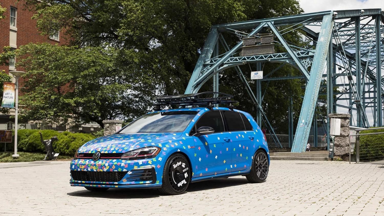 2019 Volkswagen USA Enthusiast Concept Fleet