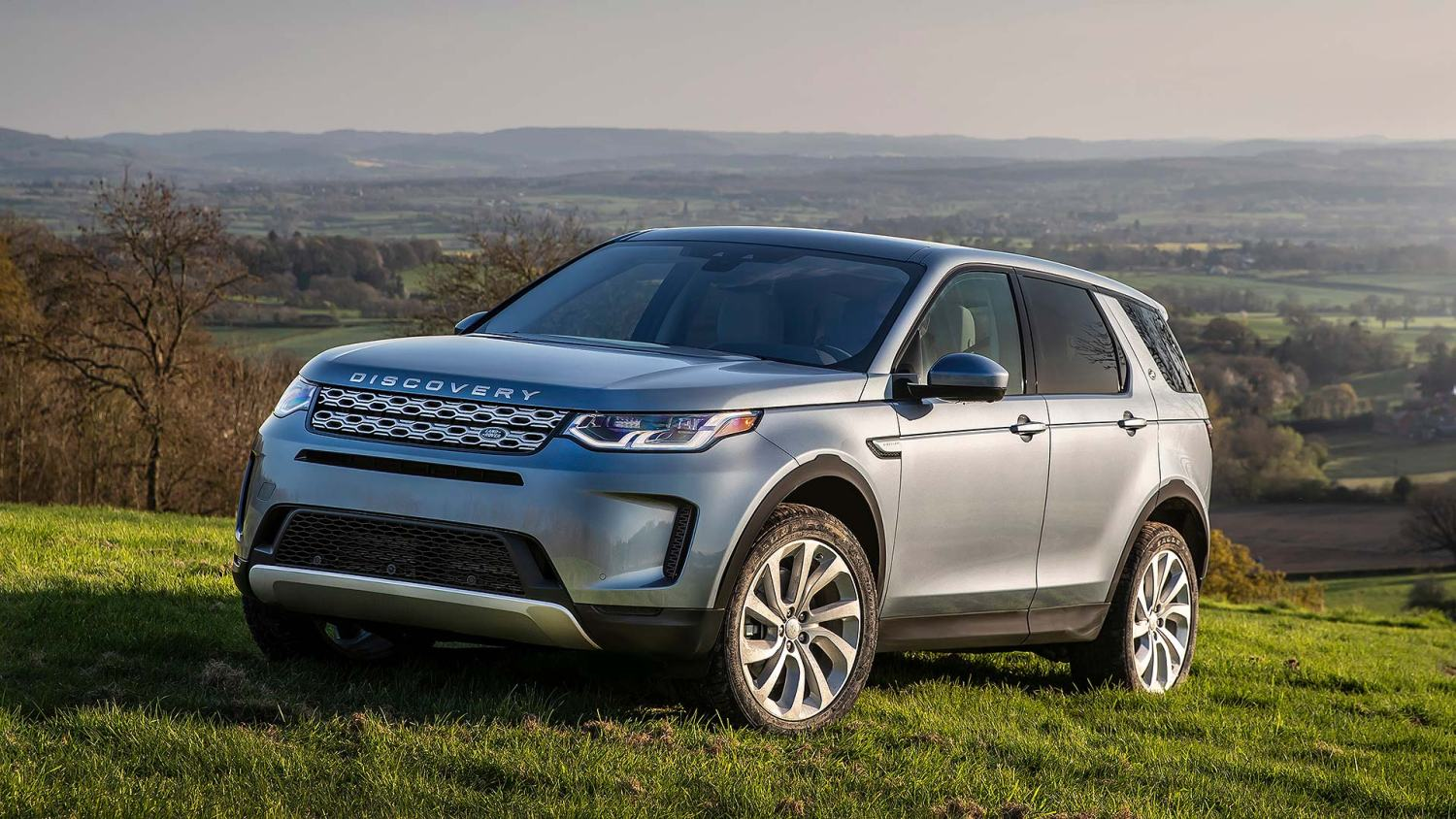 Land Rover Discovery Sport >> 2020 Land Rover Discovery Sport Revealed Far More Than A