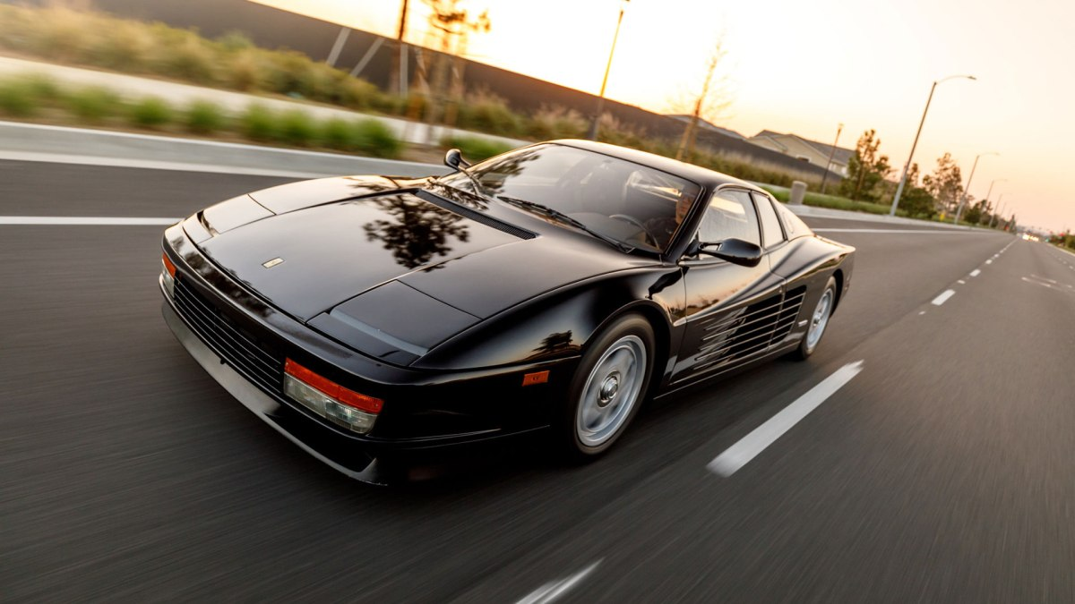 Act now to buy one of these 1980s hero cars at auction