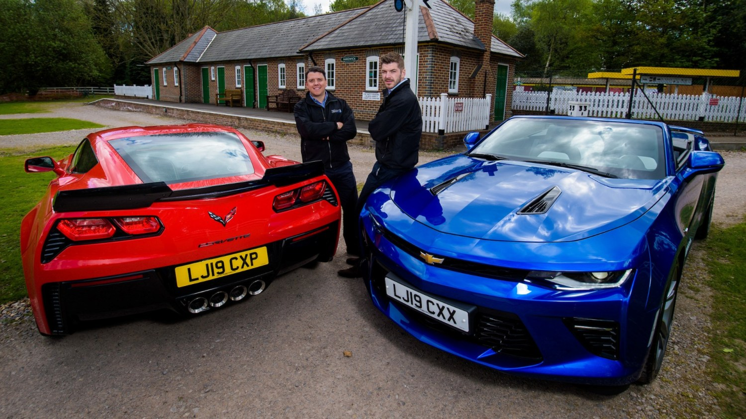 Last chance to buy a Corvette or a Camaro in the UK