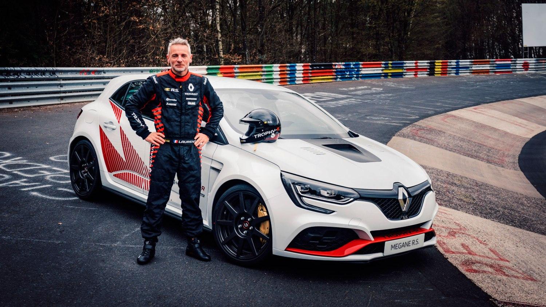 Megane RS Trophy-R Nurgburgring