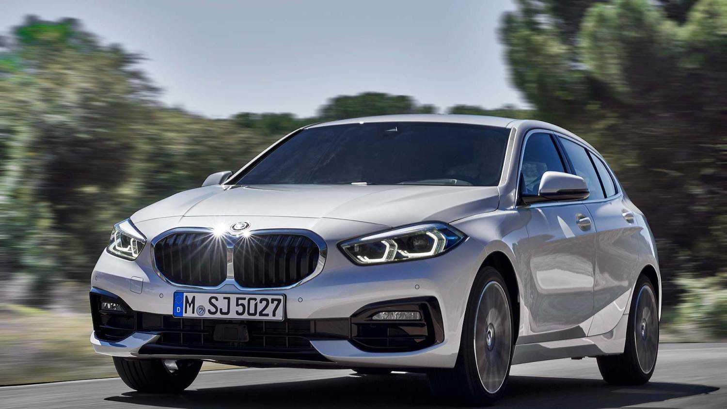 Bmw 1 Series >> New Bmw 1 Series Revealed Full Details Of The 24 430