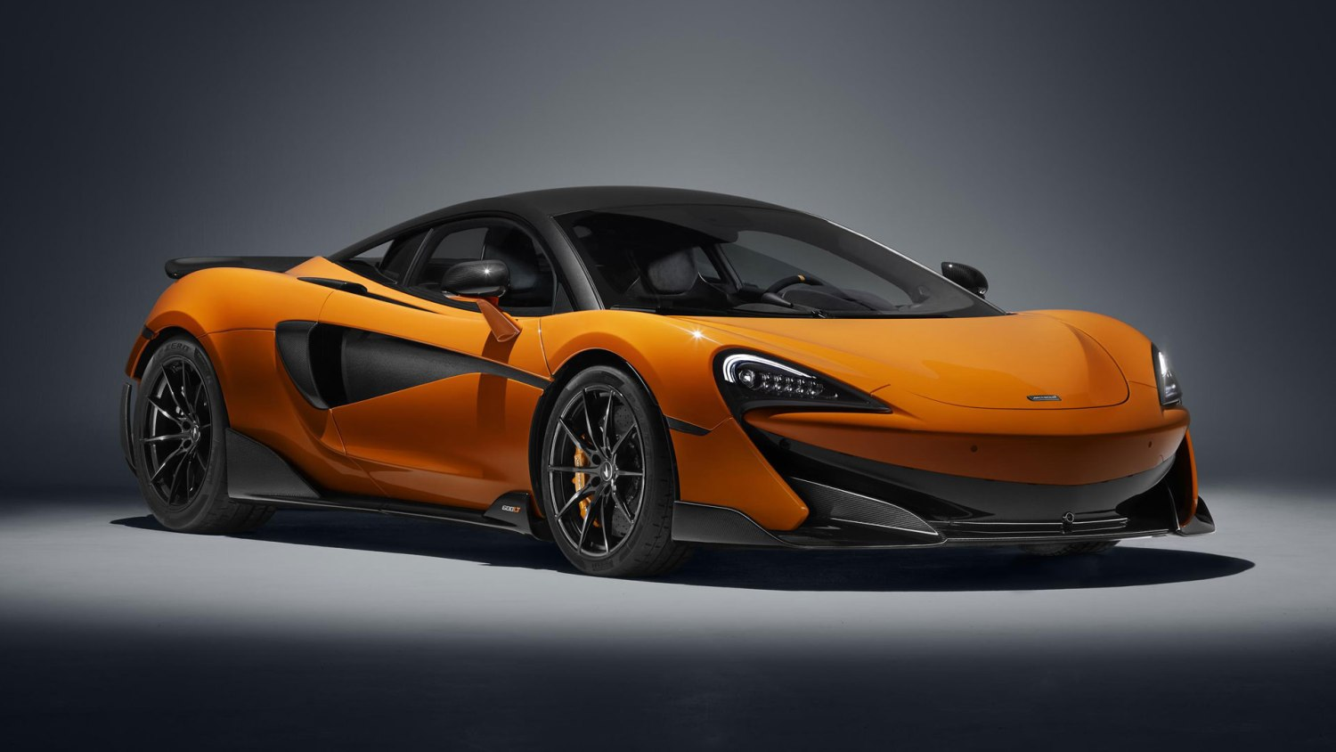 McLaren 600LT - greatest cars of the decade