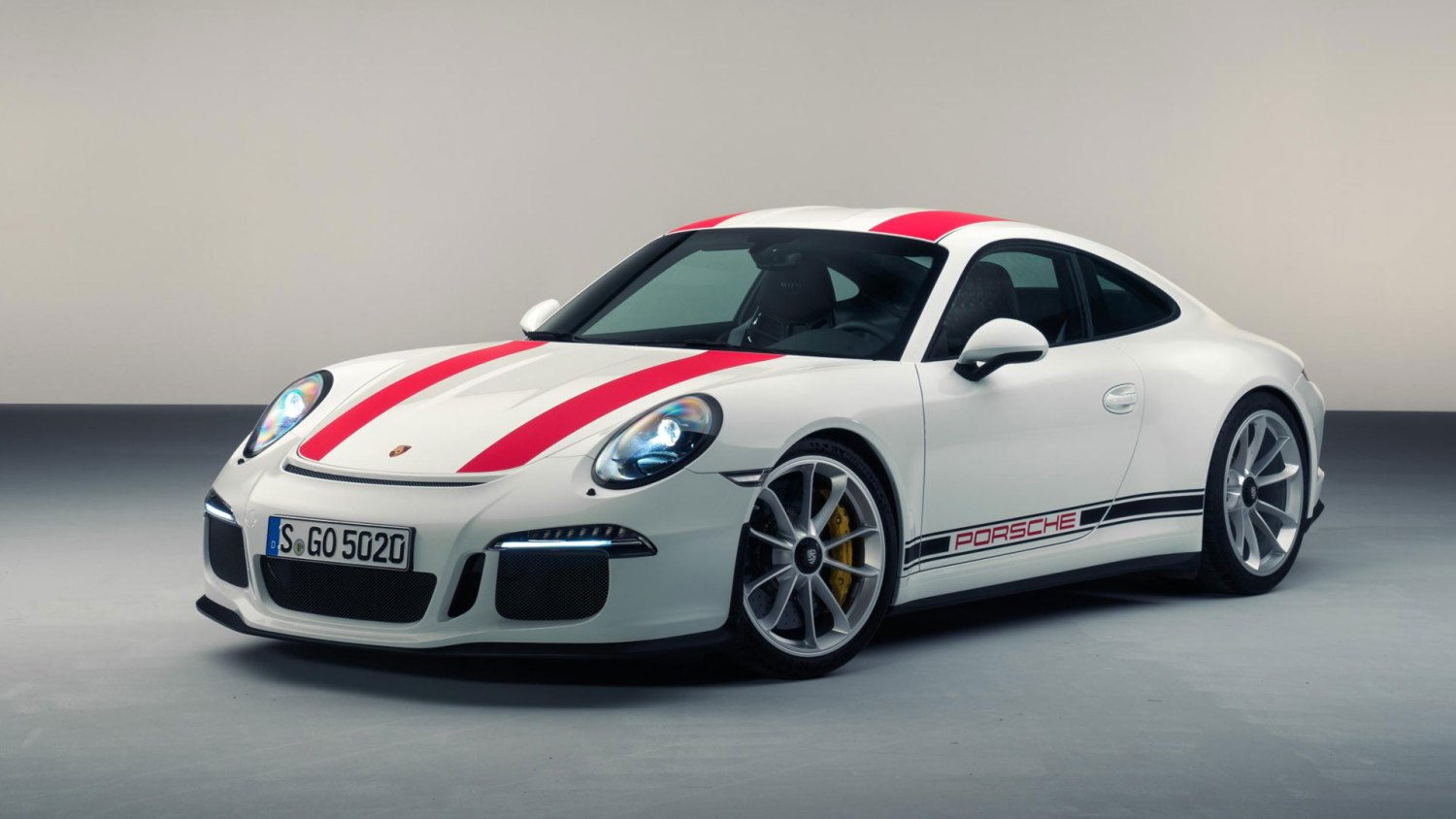 Porsche 911 R - greatest cars of the decade