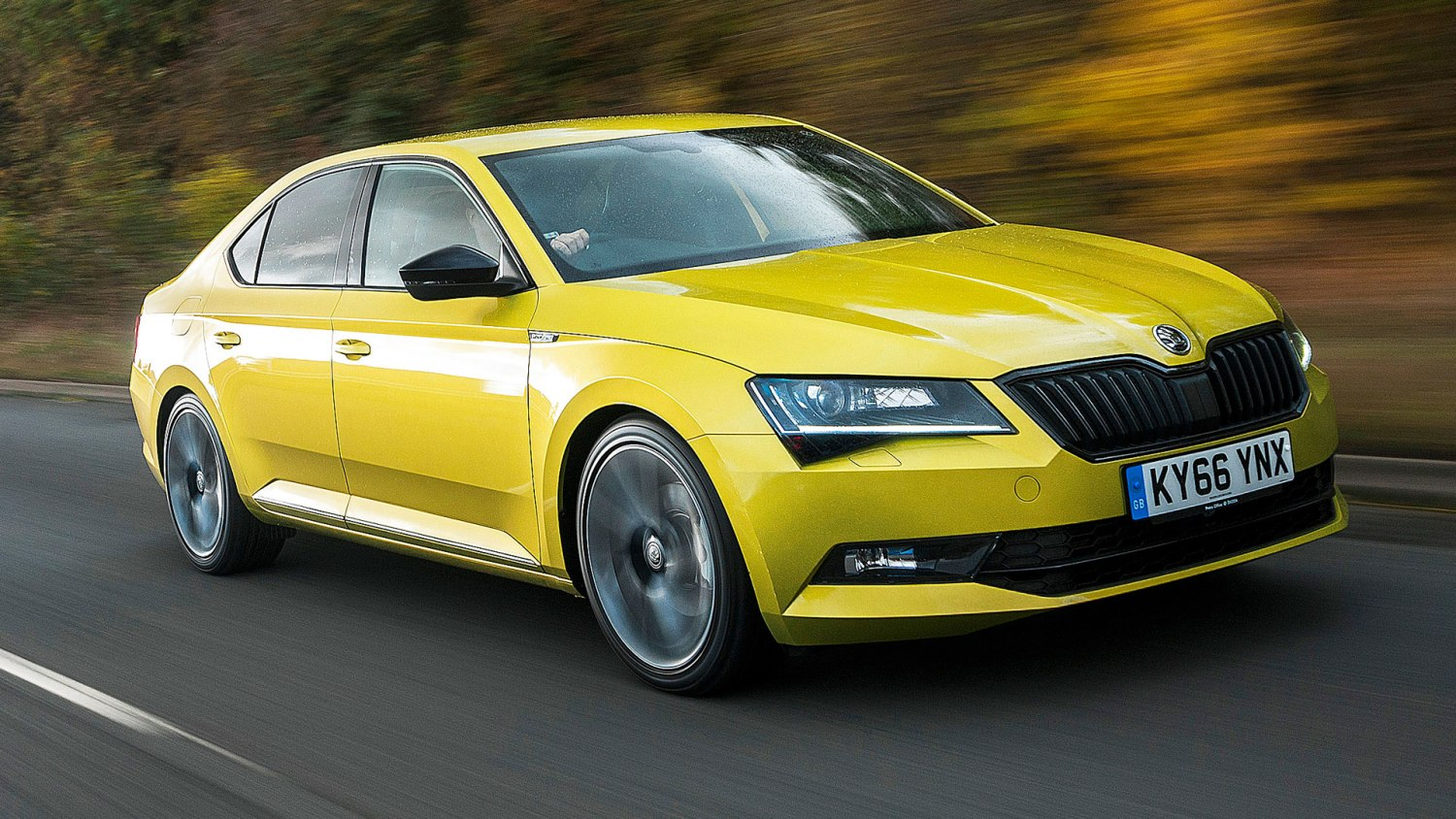 Skoda Superb - greatest cars of the decade
