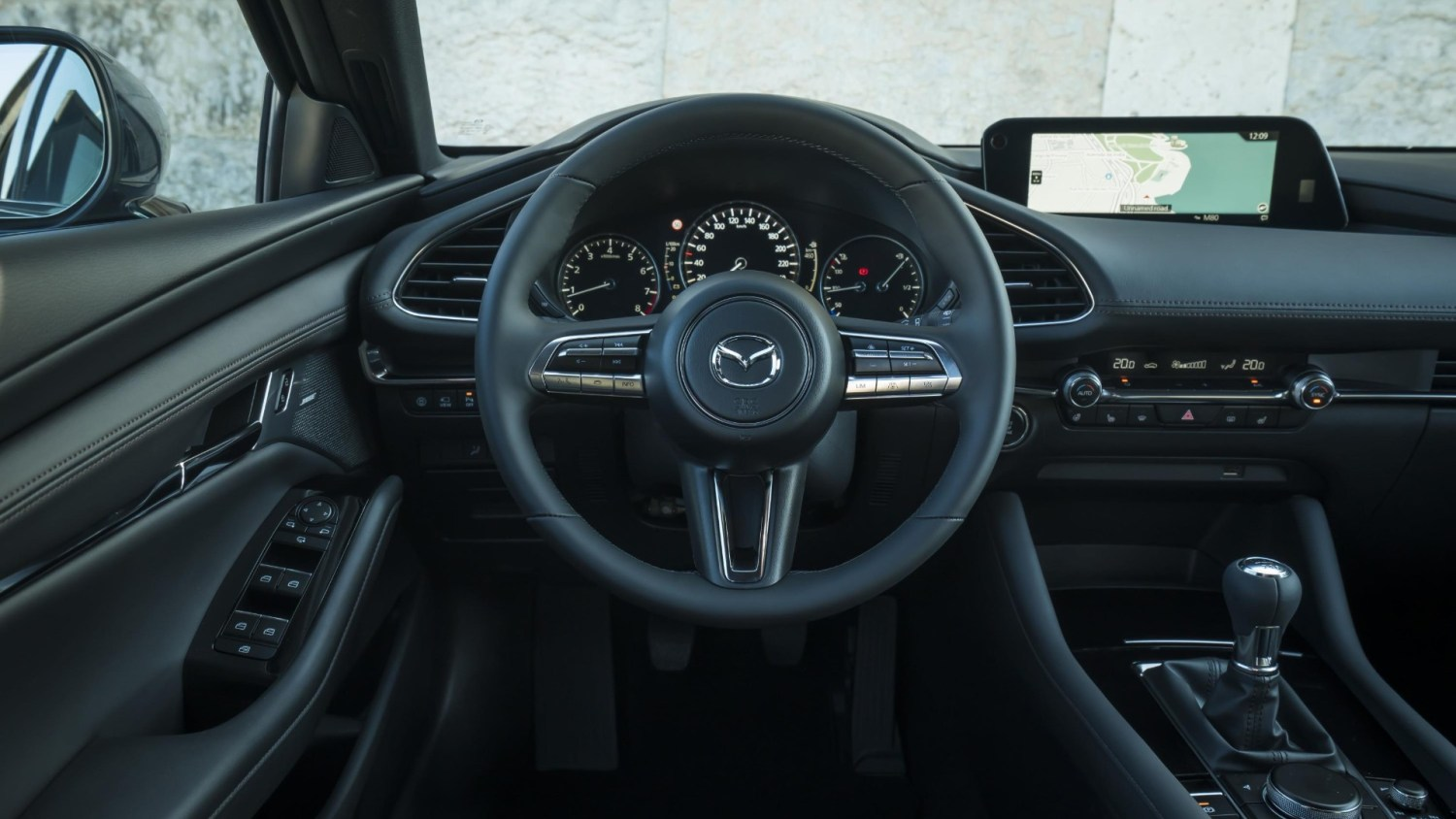 Mazda is getting rid of touch screens