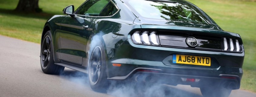 Mustang Bullitt production extended for 2020