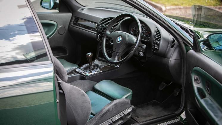 1995 BMW E36 M3 GT Individual