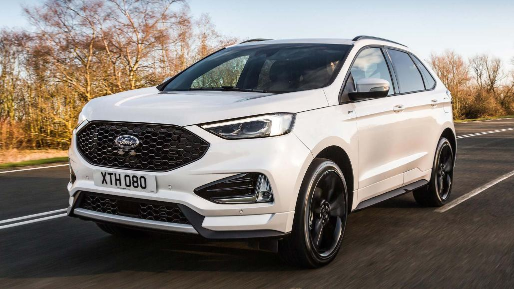 Ford Edge Suv Pulled From Uk Due To Slow Sales