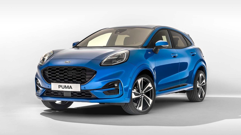 New Ford Puma SUV