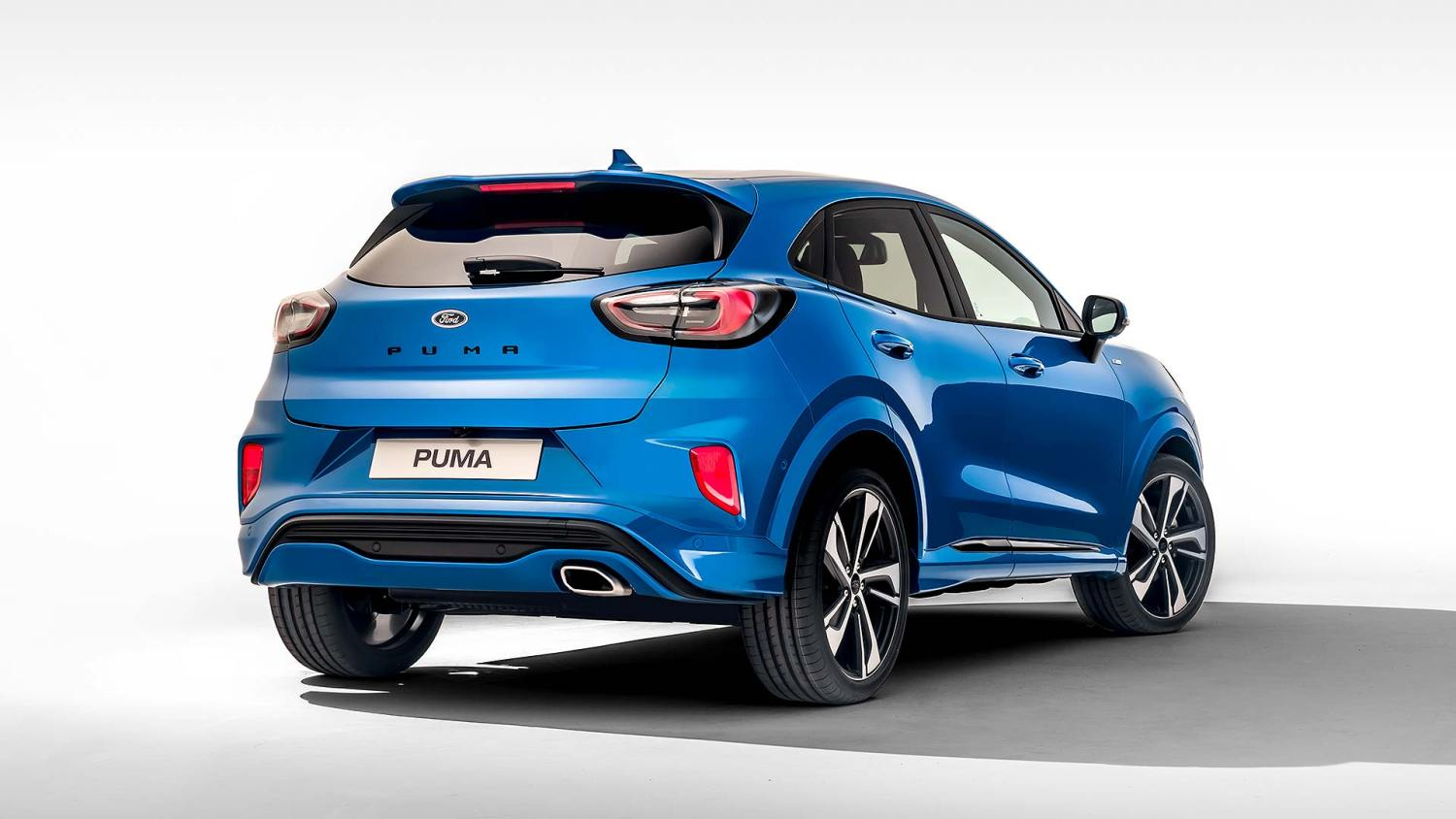 New Ford Puma SUV