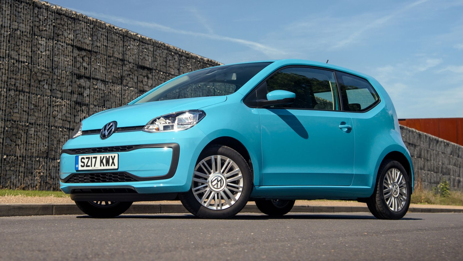 Volkswagen Up - greatest cars of the decade