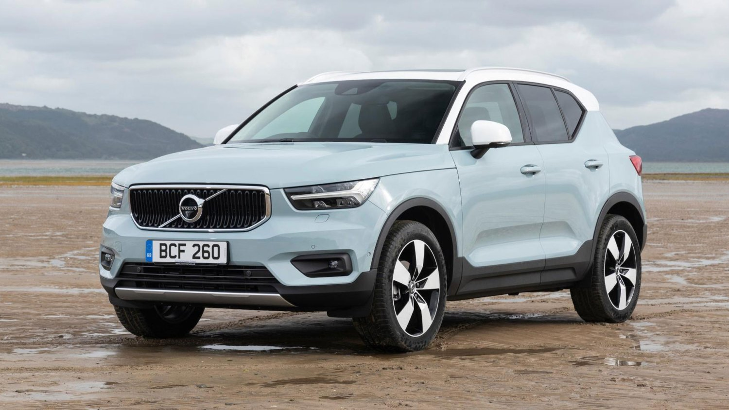 Volvo XC40 - greatest cars of the decade