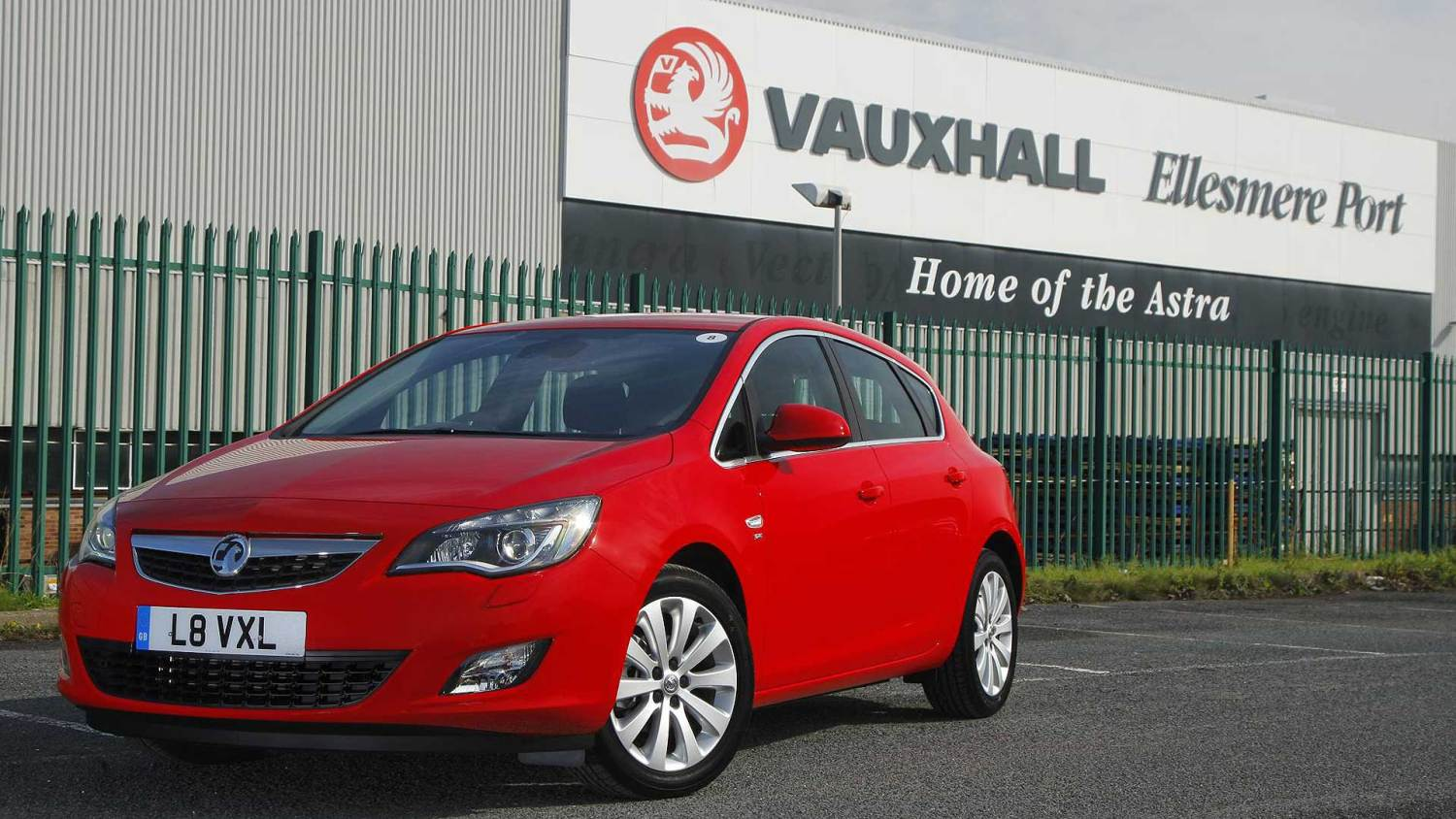 Ellesmere Port - Home of the Vauxhall Astra