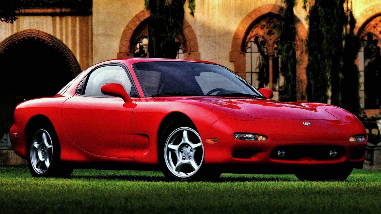 1992 - 2002 Mazda RX-7