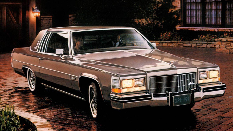 1977 - 1984 Cadillac DeVille