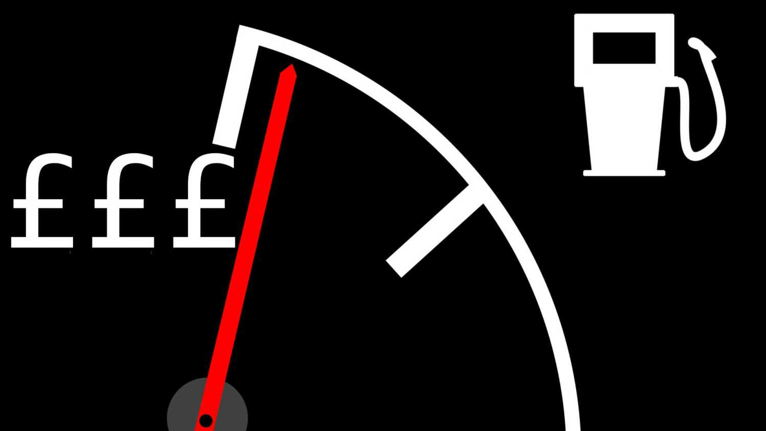 Lifetime cost of petrol