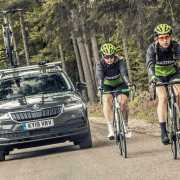 Skoda Karoq Velo is the perfect cycling vehicle