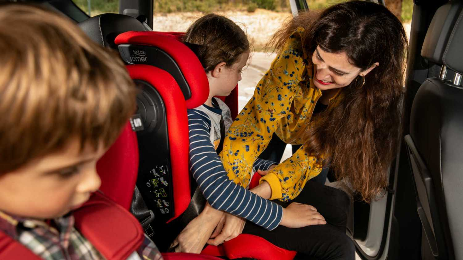 Wrongly fitted car seats putting children in danger